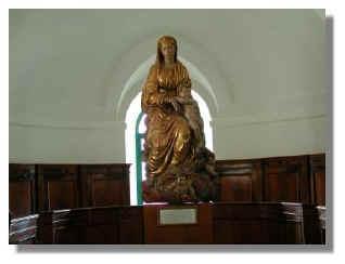 Madonna in gloria - XVI sec.